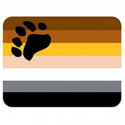 Bear Mousepad (T1059)
