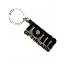 Tom of Finland Logo Key Ring (T5855)