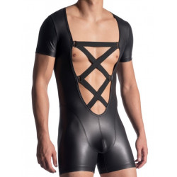 Manstore X-Bond Body M510 Underwear Black (T6623)