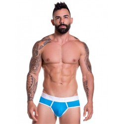 JOR Brief Jazz Underwear Turquoise (T6919)