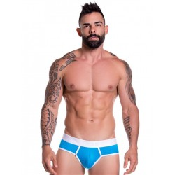 JOR Jock-Brief Jazz Underwear Turquoise (T6921)
