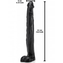 Chris Noir Dildo 43 x 6 cm (T7585)
