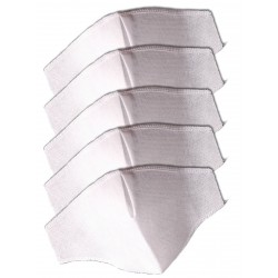ToF Paris Filters f. Mask White 5-Pack (T7718)