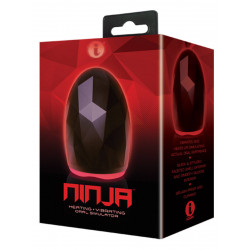 Ninja Oral Simulator Heating And Vibrating (T5939)