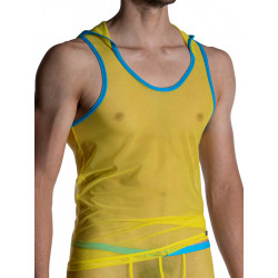 Manstore Cape Tank M963 T-Shirt Yellow (T7690)