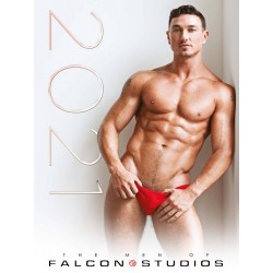 The Men of Falcon 2021 Calendar (M1013)