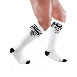 TOF Paris Football Socks White/Black (T7147)