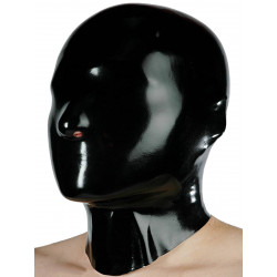 Fetisso Full Mask Black (T7951)