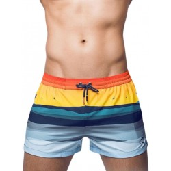 2Eros Print Swimshorts Twilight (T8022)
