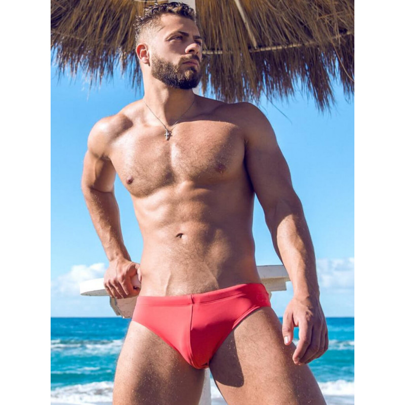 2Eros Core Swim Briefs Swimwear (Series 2) Coral (T8020)