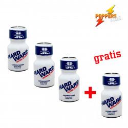 3 + 1 Hard Ware Ultra Strong 10ml (Aroma) (P0223)