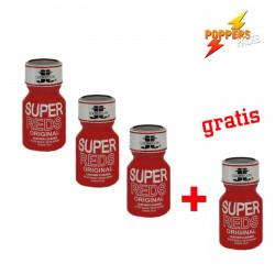 3 + 1 Super Reds Original 10ml (Aroma) (P0229)