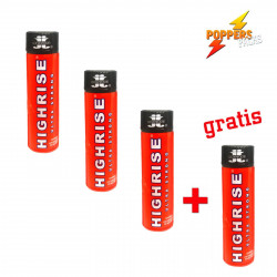 3 + 1 Highrise Ultra Strong Tall 30ml (Aroma) (P0222)