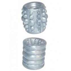 Slug 1 Ball Stretcher 54 mm Silver
