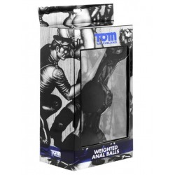 Tom of Finland Weighted Anal Balls (T4272)