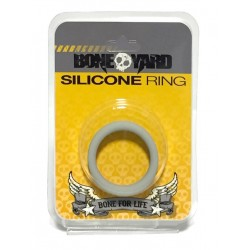 Bone Yard Silicone Ring Grey (T4936)