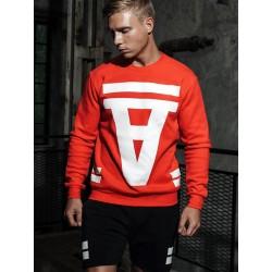 Supawear Crimson Sweater Red (T4760)