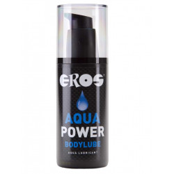 Eros Megasol Aqua Power Bodylube 125ml (E18221)