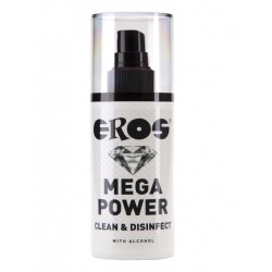 Eros Megasol Mega Power Clean And Disinfect 125 ml (E18771)