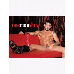 One Man Show Greeting Card (M8053)